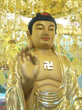 阿彌陀佛像-佛經咒輪流通處-牟尼佛法流通網